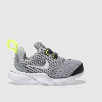 Nike Grey Presto Fly Unisex Toddler