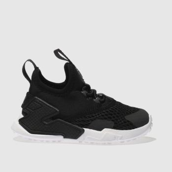 Nike Black Huarache Drift Unisex Toddler