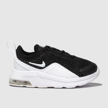 Nike Black & White Air Max Motion 2 Unisex Toddler