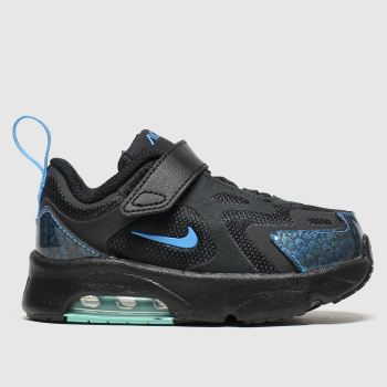 Nike Black and blue Air Max 200 Baby Dragon c2namevalue::Unisex Toddler