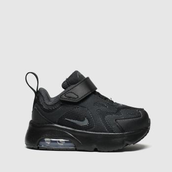 Nike Black Air Max 200 Unisex Toddler