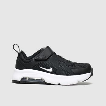 Nike Black & White Air Max 200 Unisex Toddler