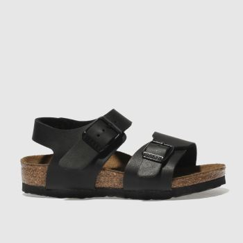 Birkenstock Black New York Unisex Toddler