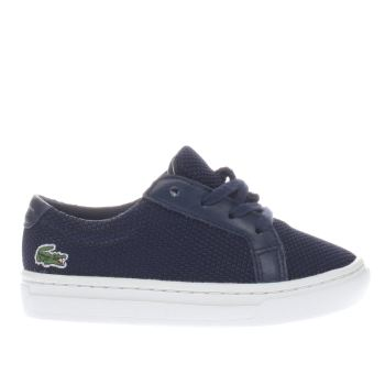 Lacoste Navy L-12-12 Unisex Toddler
