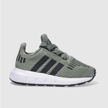 Adidas Green Swift Run Unisex Toddler