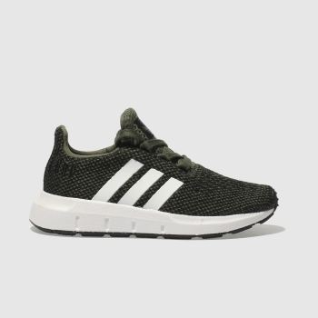 Adidas Khaki SWIFT RUN Unisex Toddler