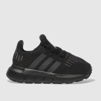 Adidas Black Swift Run Unisex Toddler