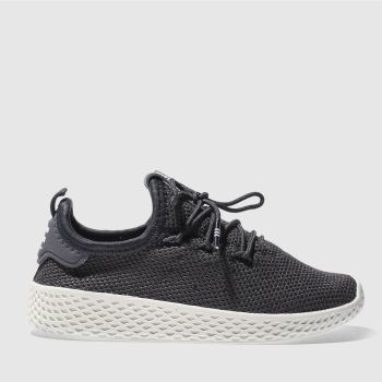 Adidas Grey Tennis Hu Unisex Toddler