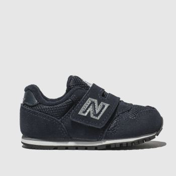 New Balance Navy 373 Unisex Toddler