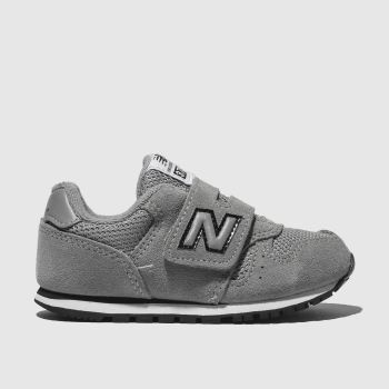 New Balance Dark Grey 373 Unisex Toddler