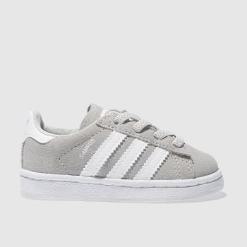 Adidas Grey Campus Unisex Toddler
