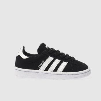 Adidas Black Campus Unisex Toddler