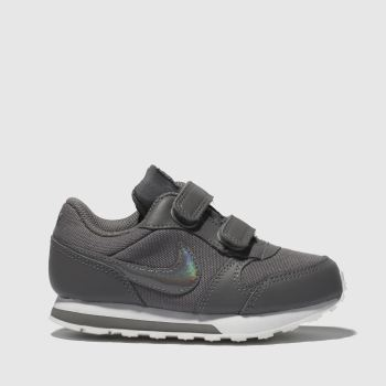 Nike Grey Md Runner 2 Unisex Toddler
