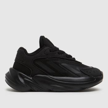 adidas Black Ozelia Unisex Toddler