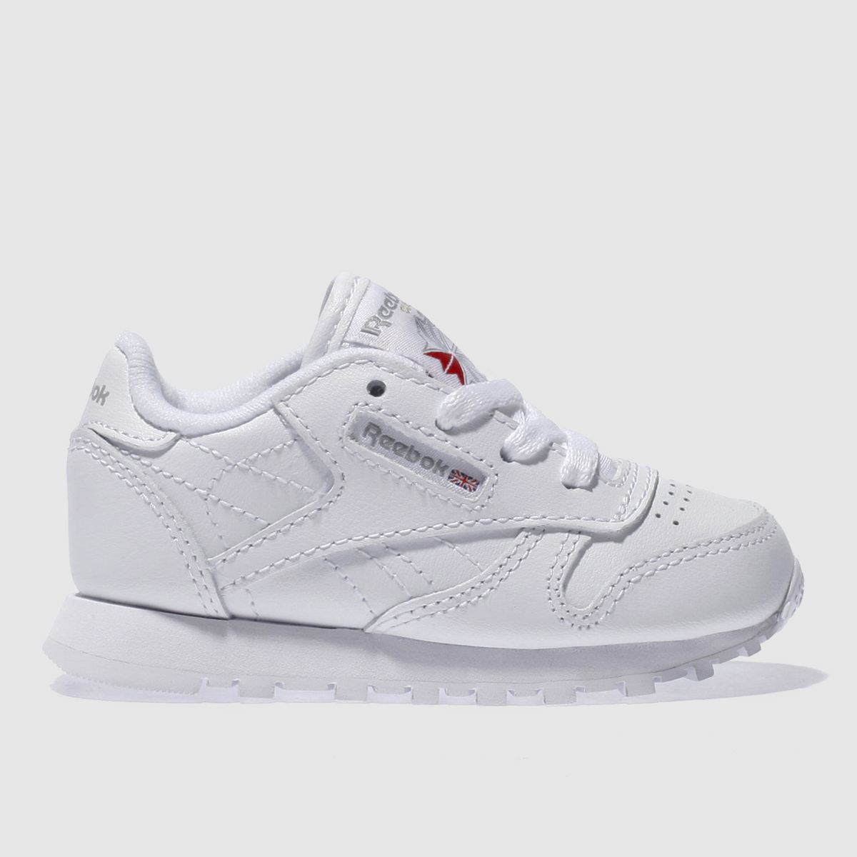 e5f57ad557938 Reebok White Classic Leather Trainers Toddler - Schuh at Westquay - Shop  Online
