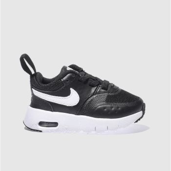 finest selection 880d5 acd3a Kids Unisex black & white nike air max vision trainers | schuh