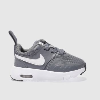 Nike Grey AIR MAX VISION Unisex Toddler