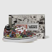 Vans authentic marvel characters 1