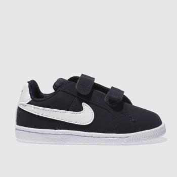 Nike Navy Court Royale Unisex Toddler