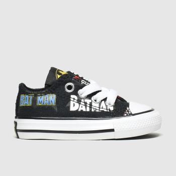 Converse Multi All Star Lo Batman Unisex Toddler