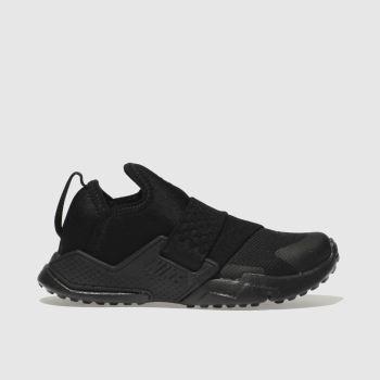 cca401f0e60b Kids Unisex black nike huarache extreme trainers