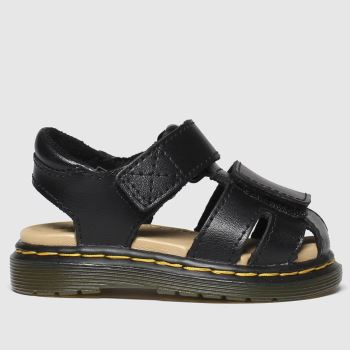 Dr Martens Black Moby Ii c2namevalue::Unisex Toddler