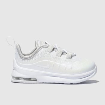 Nike White Air Max Axis Unisex Toddler