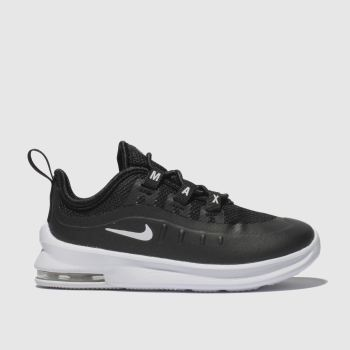 Nike Black & White Air Max Axis Unisex Toddler