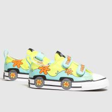 Converse All Star 2v Lo Scooby 1