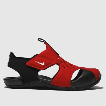Nike Red Sunray Protect 2 Unisex Toddler