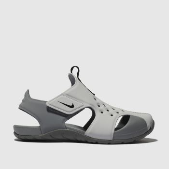 new style 5da03 ab21d Nike Light Grey Sunray Protect 2 Unisex Toddler