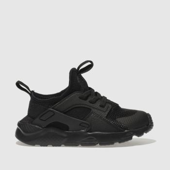 Nike Black Huarache Run Ultra c2namevalue::Unisex Toddler#promobundlepennant::BTS PROMO