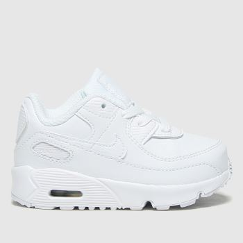 Nike White Air Max 90 Ltr Unisex Toddler
