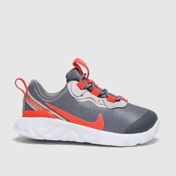 Nike Grey Renew Element 55 Unisex Toddler