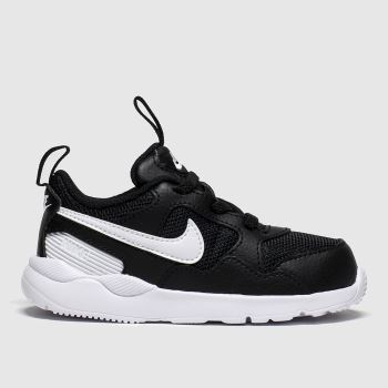 Nike Black & White Pegasus 92 Lite Unisex Toddler#