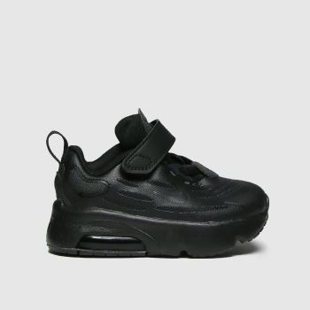 Nike Black Air Max Exosense Unisex Toddler