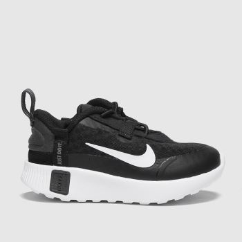 Nike Black & Grey Reposto Unisex Toddler