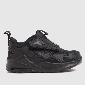 Nike Black Air Max Bolt Unisex Toddler