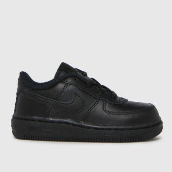 Nike Black Air Force 1 Le Unisex Toddler
