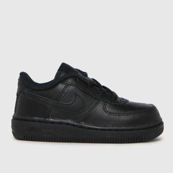 Nike Black Air Force 1 Le Unisex Toddler