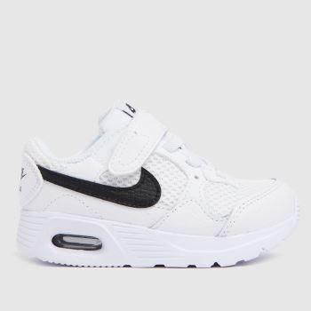 Nike White Air Max Sc Unisex Toddler