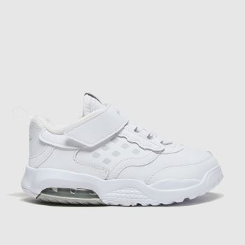 Nike Jordan White Air Max 200 Unisex Toddler