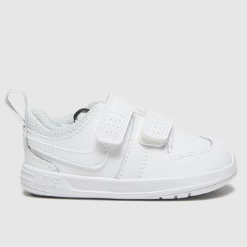 Nike White Pico 5 Unisex Toddler