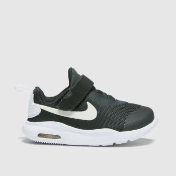 Nike Black & White Air Max Oketo Unisex Toddler