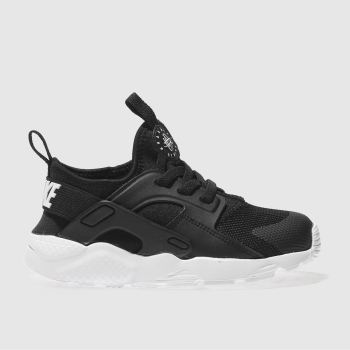 Nike Black Huarache Run Ultra Unisex Toddler