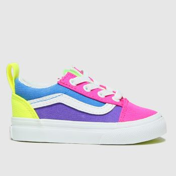 Vans Multi Old Skool Unisex Toddler