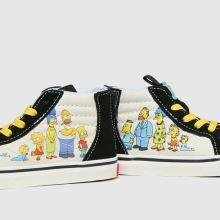 Vans Sk8-hi Zip Simpsons 1