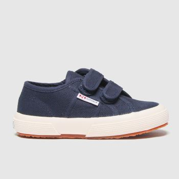Superga Navy 2750 Classic 2v Unisex Toddler#