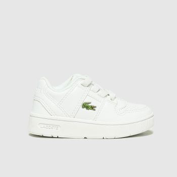 Lacoste White Thrill Unisex Toddler