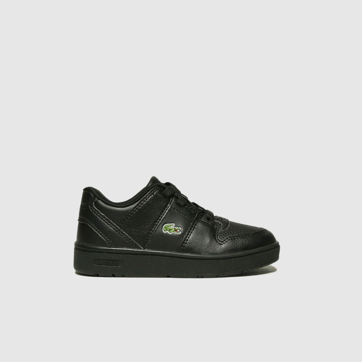 Lacoste Black Thrill Trainers Toddler